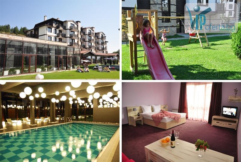 Еднодневен пакет със закуска или изхранване на база All Inclusive + ползване на СПА в Бутиков Хотел 3 Планини